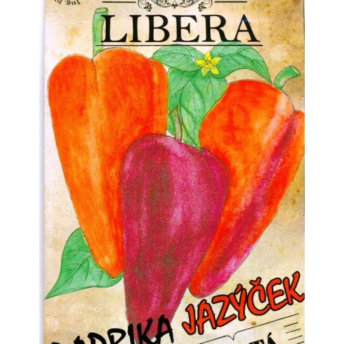 Jazýček, Zlatá edice fa Libera